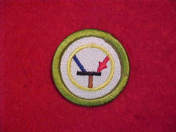 OA trading post staff patch