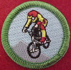 x-games spoof merit badge