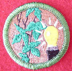 poison ivy horticulture spoof merit badge
