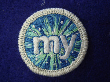 MySpace spoof merit badge
