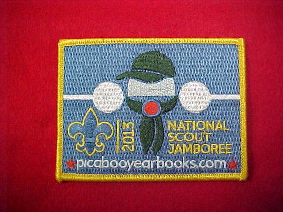 2013 Picaboo Yearbooks Patch