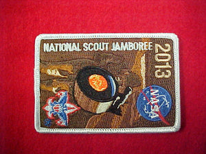 2013 NASA Staff Patch