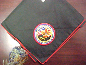 2001 neckerchief, souvenir trading post issue