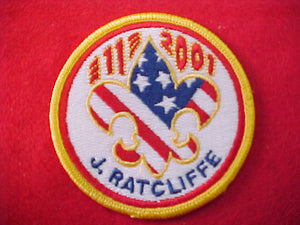 2001 patch, subcamp 11