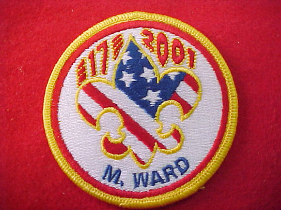 2001 patch, subcamp 17