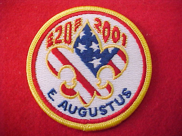 2001 patch, subcamp 20