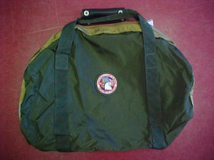 2005 NJ large duffle bag w/GRN border 2.75 patch