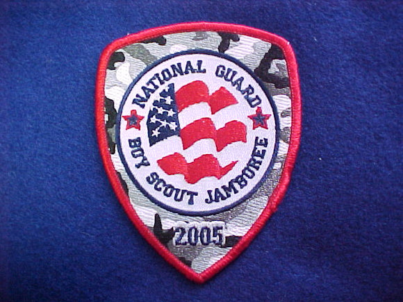 2005 NJ patch, national guard