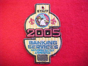 2005 NJ patch, banking services staff