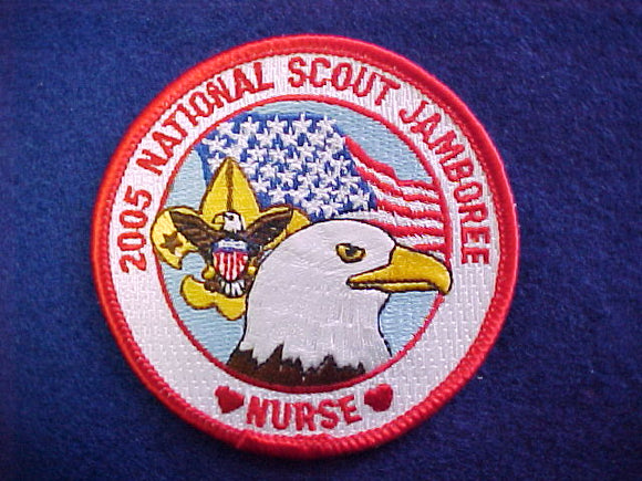 2005 NJ patch, nurse, staff