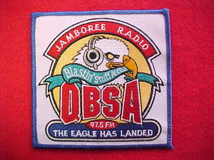2005 NJ patch, QBSA jamboree radio staff