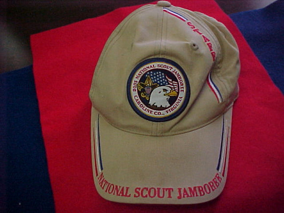 2005 NJ cap, official issue for staff members, mint