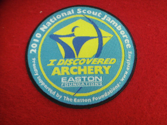 2010 Easton Foundations Patch Archery