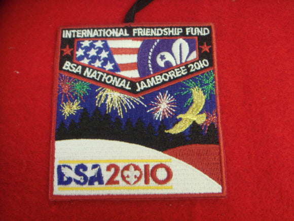 2010 NJ International Friendship Fund Patch
