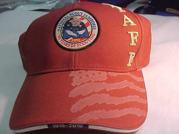 2010 NJ CAP, STAFF, MINT