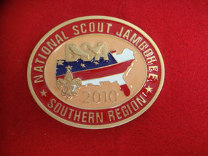 2010 NJ Southern Region Staff Buckle