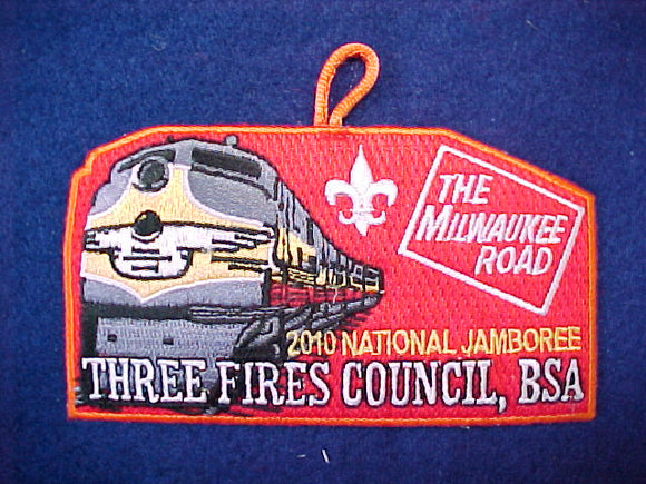 2010 nj, three fires c., pocket patch, milwaukee road, railroad