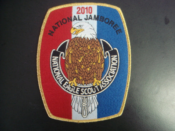 2010 NJ National Eagle Scout Association Nesa Jacket Patch