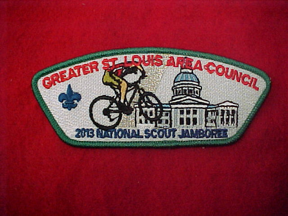 Greater St. Louis Area Council, mountain bike scout, 2013nj