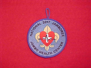 2017 NJ PATCH, JAMBO HEALTH CENTER STAFF