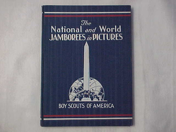 1937 NJ BOOK BY BSA,