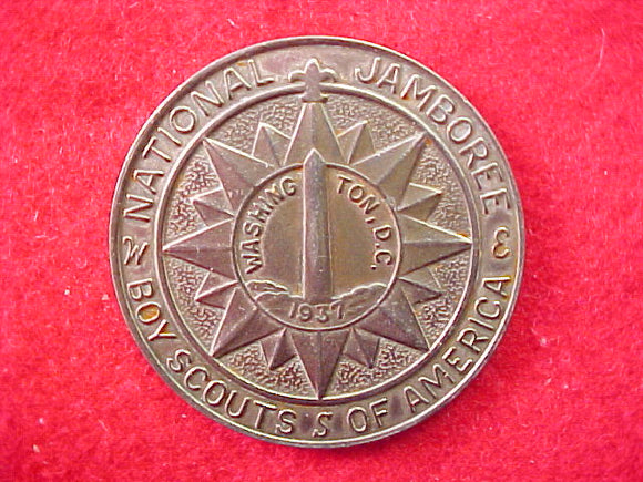 1937 NJ token, made by bsa in 1980's