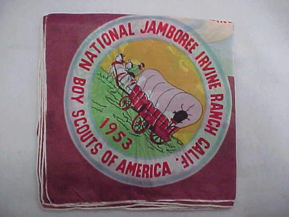 1953 NJ LADIES' SCARF