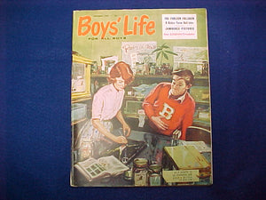 60 NJ boys' life magazine, 9/1960 issue, jambo pics inside