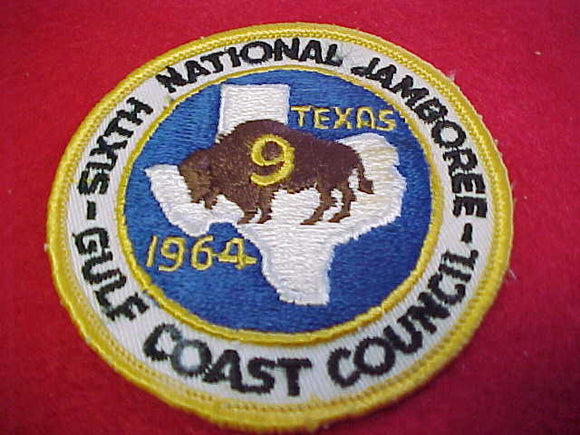1964 NJ GULF COAST COUNCIL CONTINGENT 3