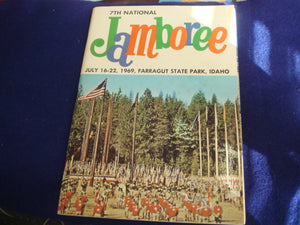 69 NJ booklet, souvenir with lots of photos of jambo, 7.5 x 11, 100 pages