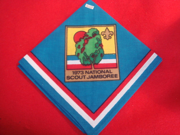 73 NJ neckerchief, official issue