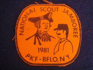 81 NJ PKF - Buffalo, NY patch