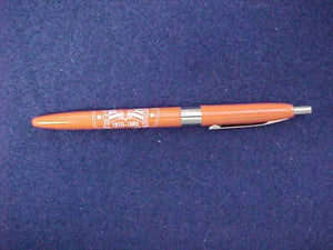1985 NJ PEN, ORANGE