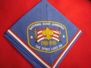 85 NJ neckerchief, official