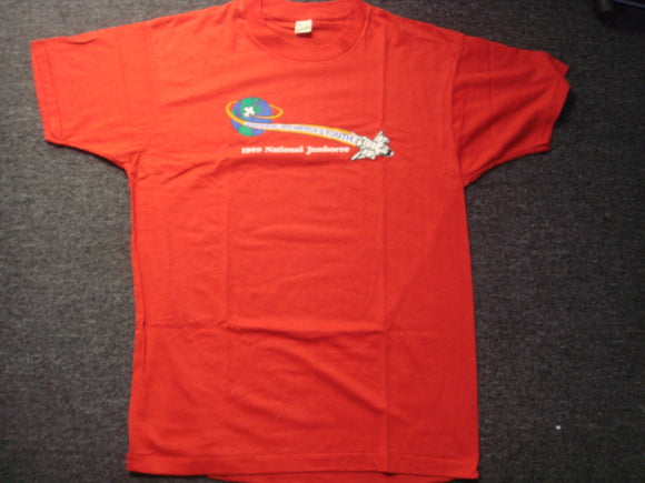 89 NJ t-shirt, mint, size xl