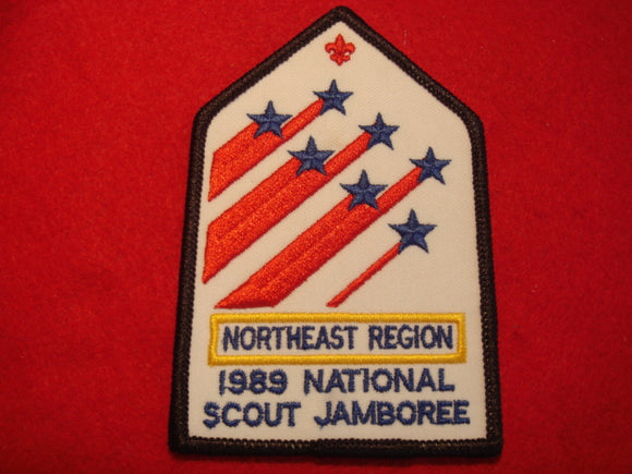 89 NJ northeast region pocket patch
