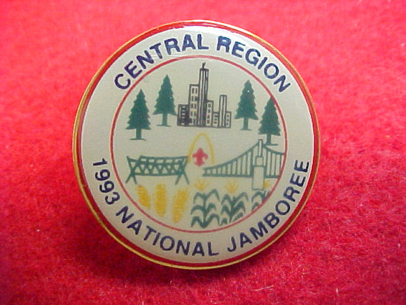 93 NJ pin, central region