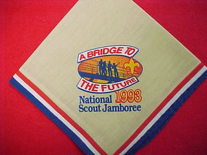 93 NJ neckerchief, official