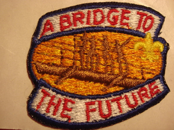 93 NJ peel and stick embroidered patch