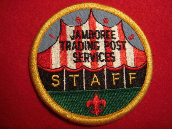 93 NJ trading post services staff
