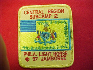 1997 patch, subcamp 12