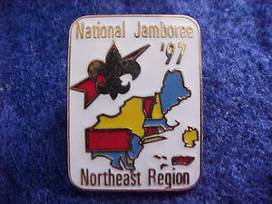 1997 NJ PIN, NORTHEAST REGION