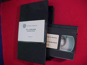 1997 NJ VIDEO, JAMBOREE PROMOTION, VCR TAPE, 3 MINUTES