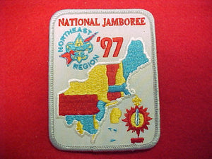 1997 patch, northeast region
