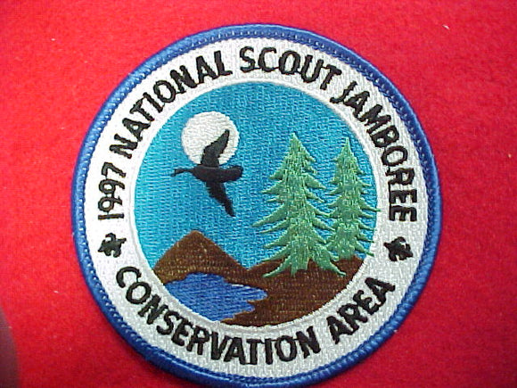 1997 patch, conservation area