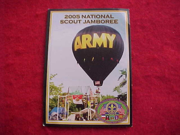 2005 NJ CARD, U. S. ARMY HOT AIR BALLOON