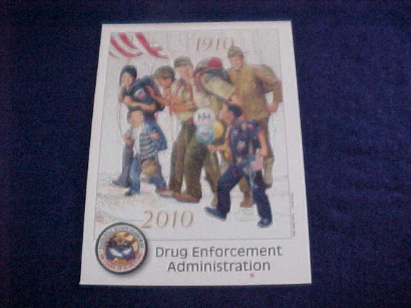 2010 NJ CARD, DRUG ENFORCEMENT ADMINISTRATION, CSATARI ART
