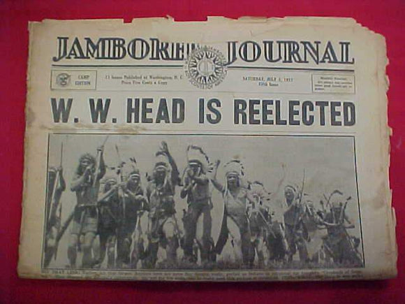 1937 NJ NEWSPAPER,