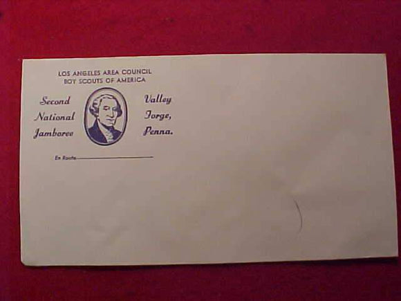1950 NJ ENVELOPE, LOS ANGELES AREA COUNCIL