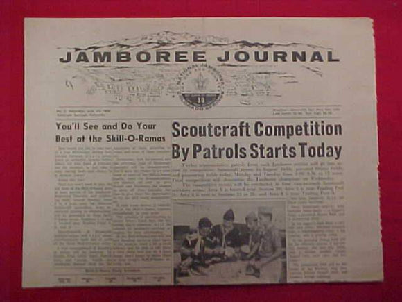 1960 NJ NEWSPAPAPER,